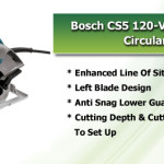 Bosch CS5 Circular Saw Features