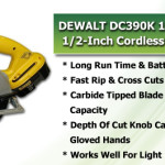 DeWalt DC390k Picture