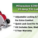 Milwaukee 6390 Circular Saw