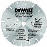 DeWalt Ferrous & Steel Metal Cutting Blade Example 2 Picture