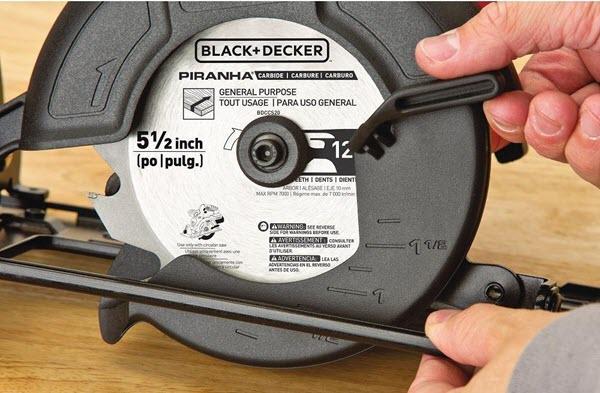Black and Decker BDCCS20B Circular Saw Review